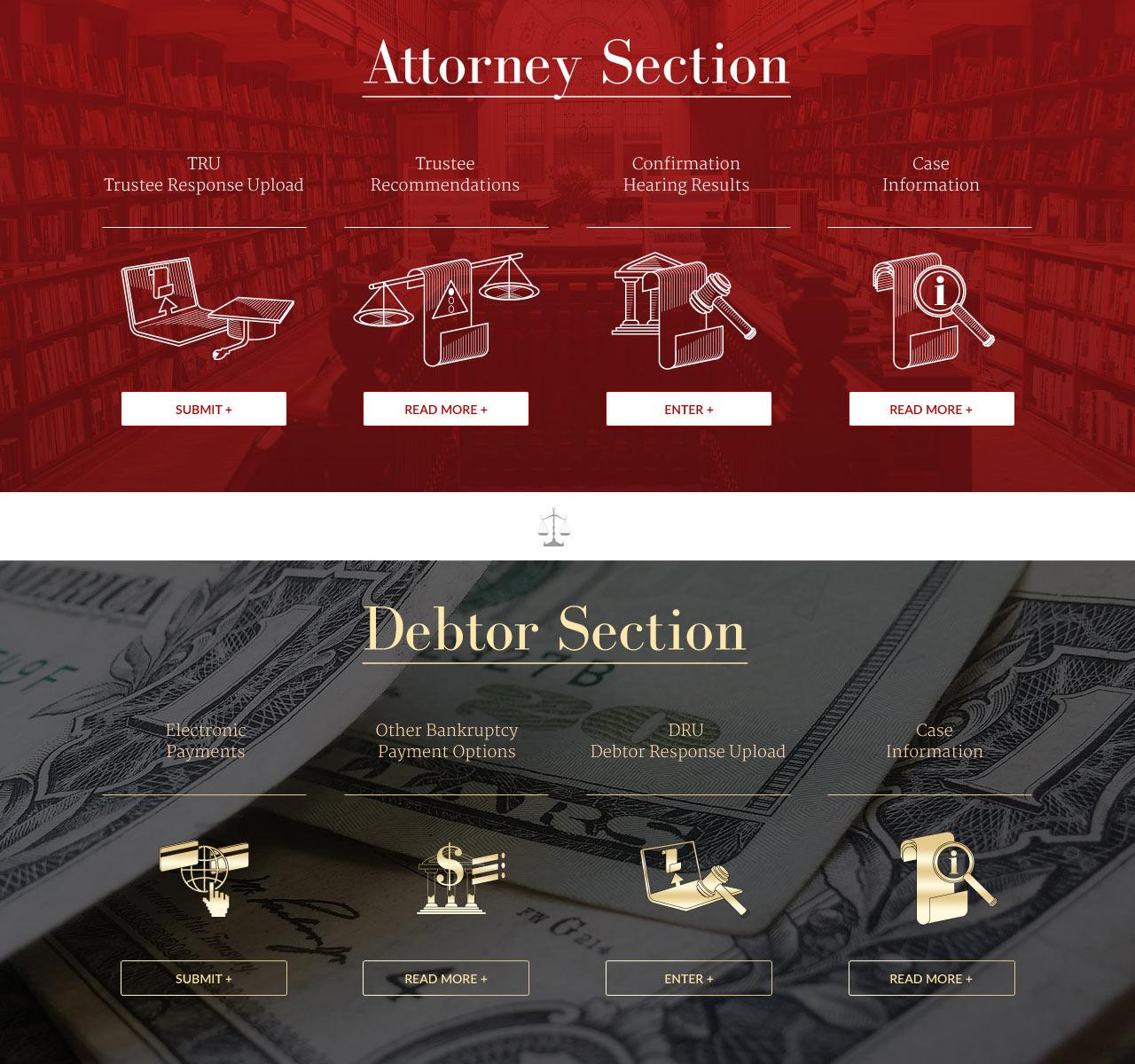 BANKRUPTICY icon application grafico milano chaubet