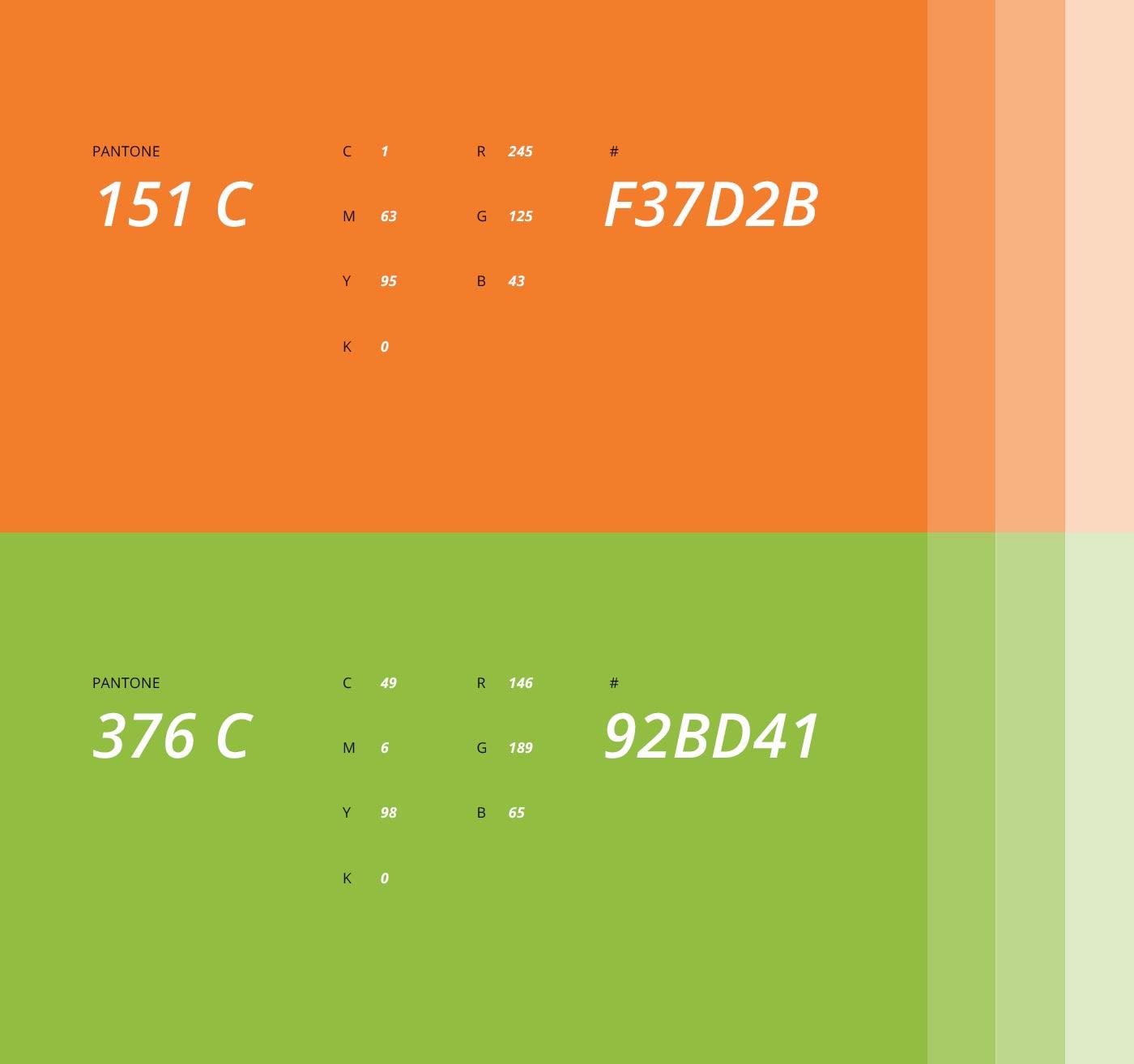ECOSTORE grafico milano basic colors