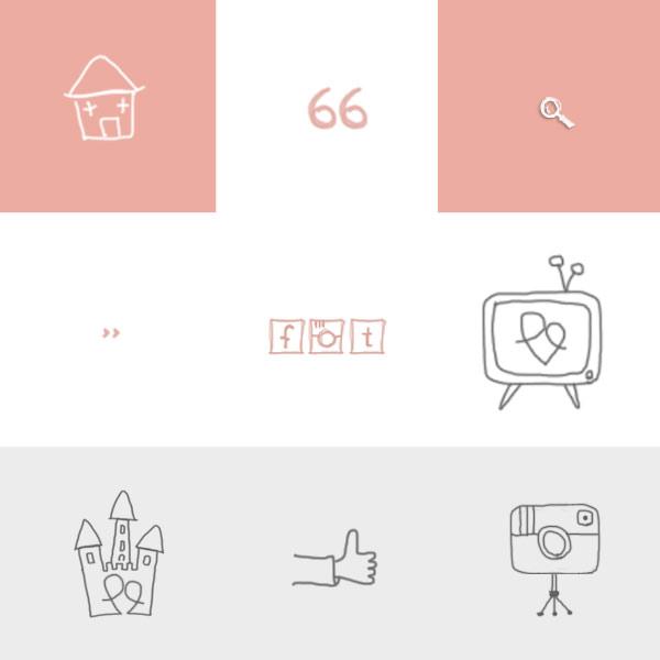 bealegamirpeziosi icone personalizzate grafico milano