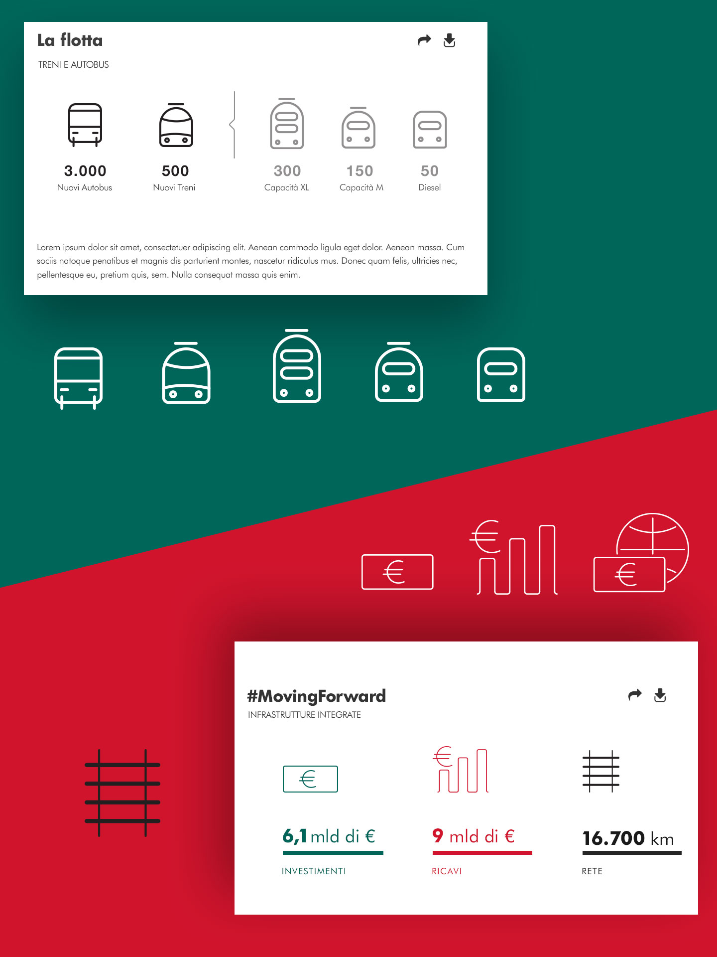investor relations FS grafico milano iconset