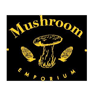 mushroom emporium logo alternativo
