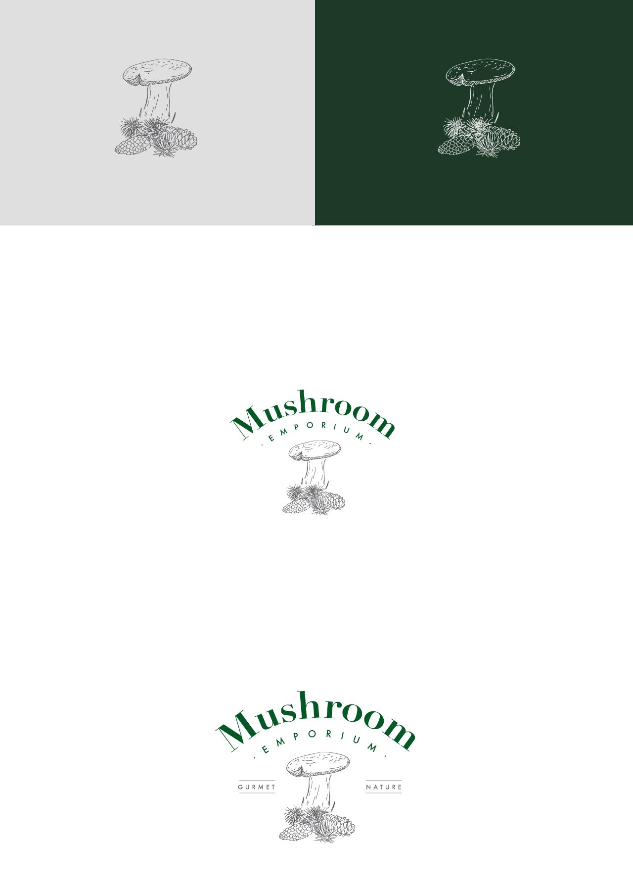 mushroom emporium logo chaubet V02