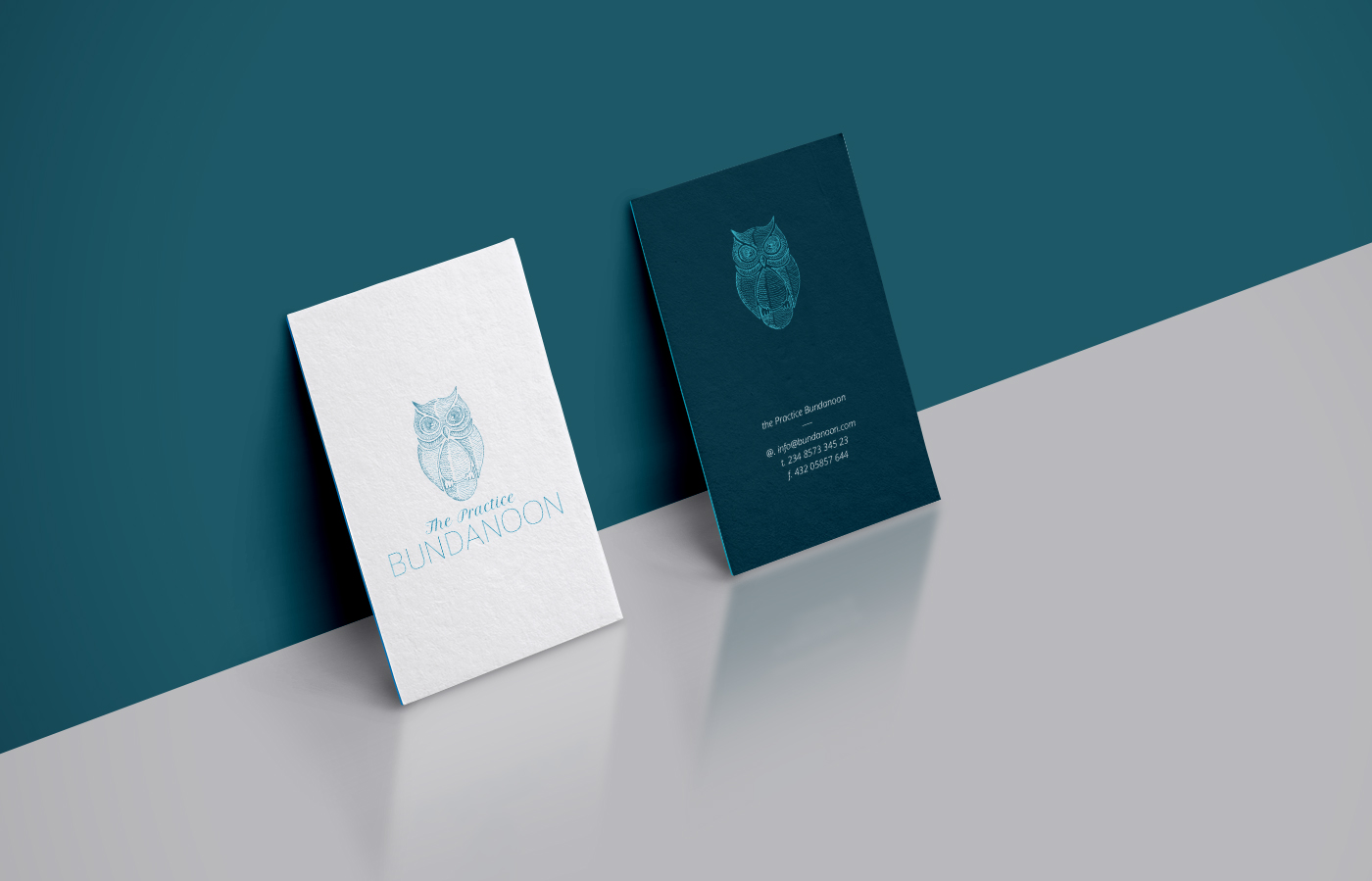 Business Card gufo