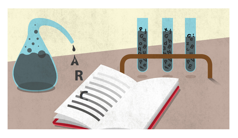 il libraio illustrazioni chaubet nicola libro lettere