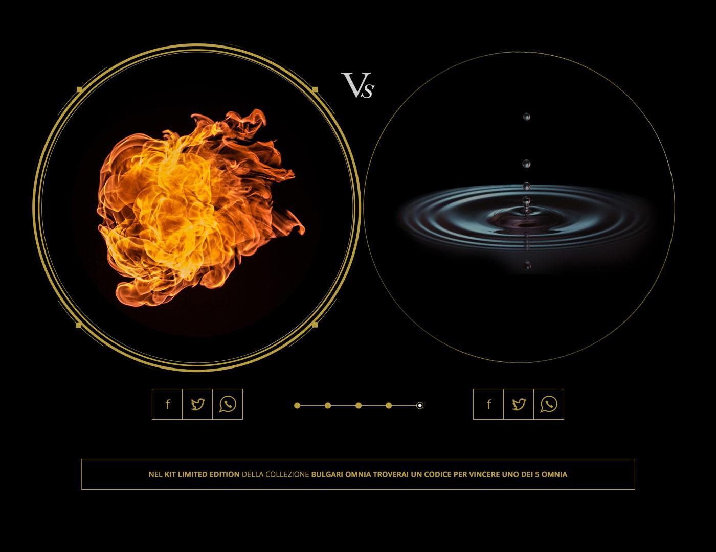 bulgari omnia grafico milano graphic elements