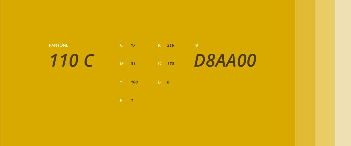 colore giallo monoi chaubet grafico milano