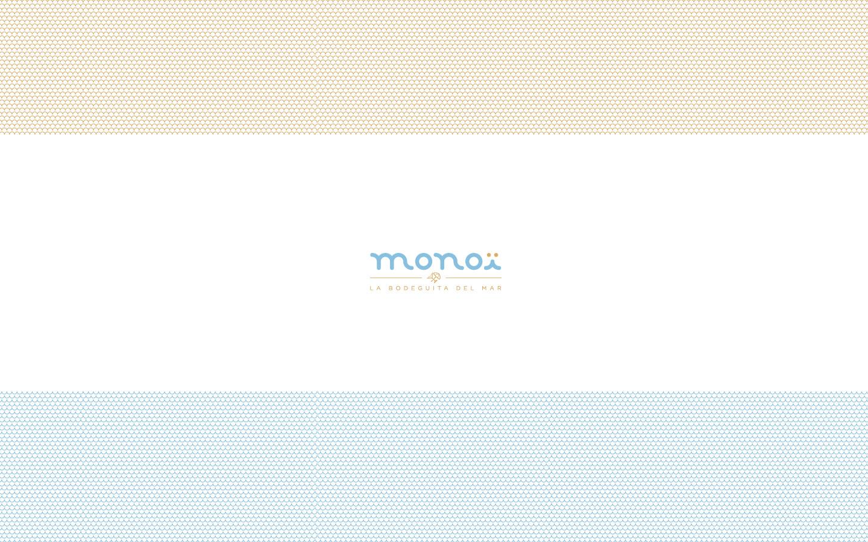 monoi logotype color grafico milano