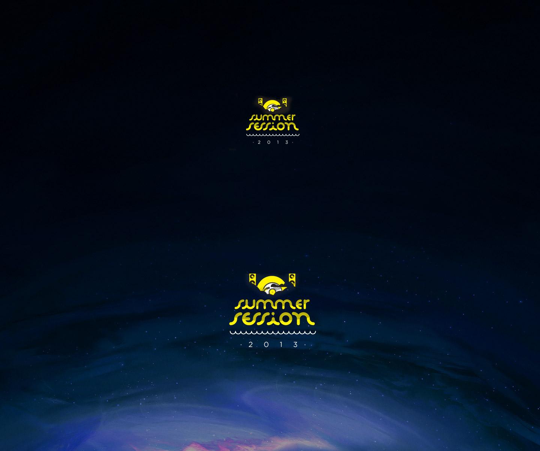 monoi logotype grafico milano summersession