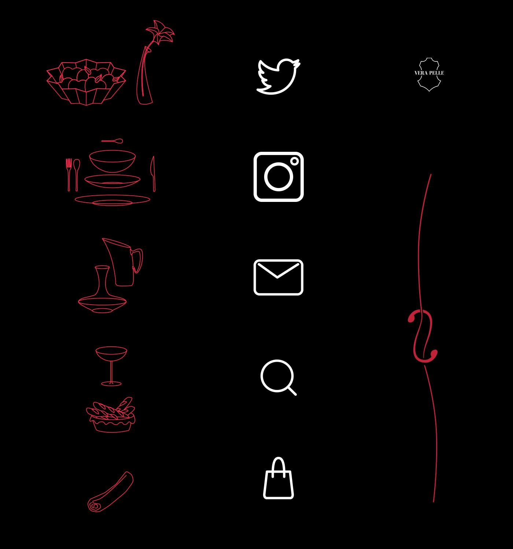 angelina home grafico milano iconset