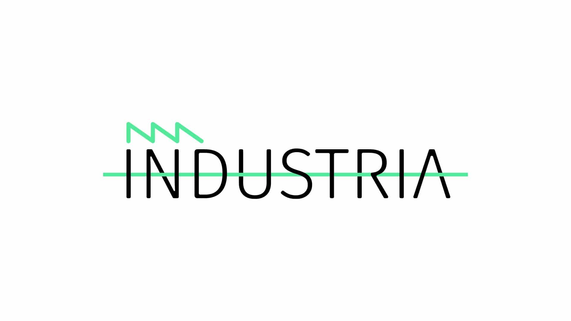 00 industria design logotipo grafico milano