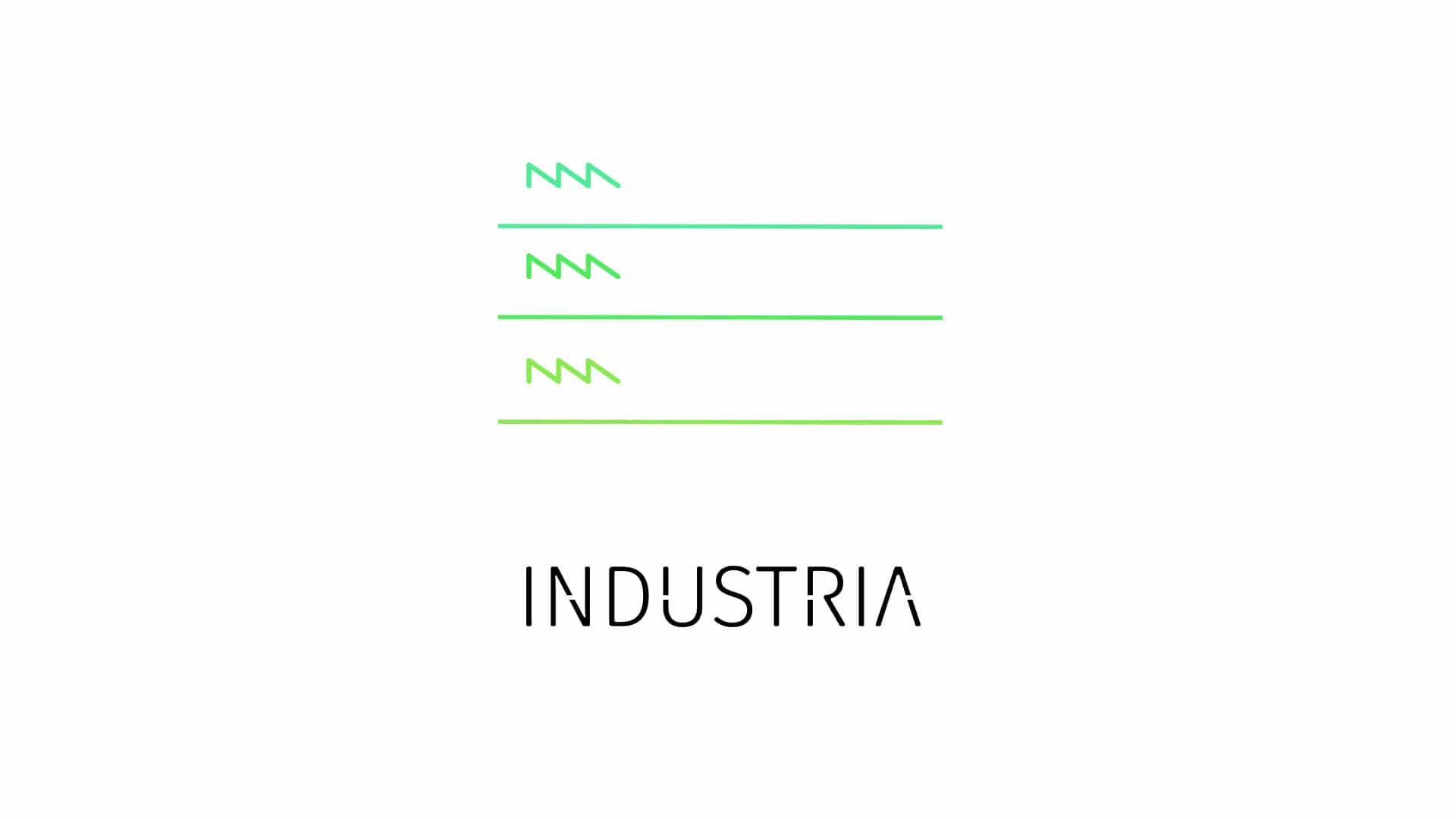 01 industria design logotipo grafico milano