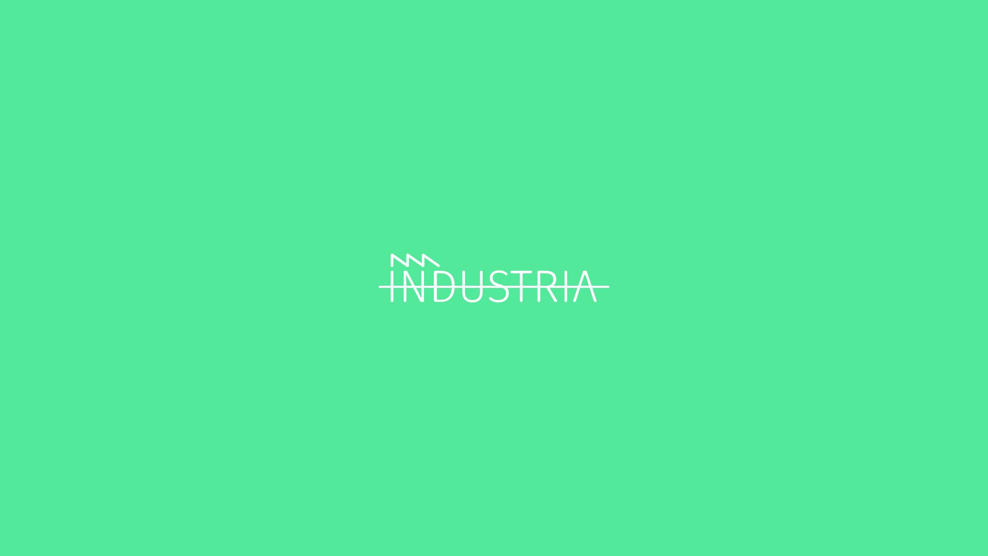 06 industria design logotipo grafico milano