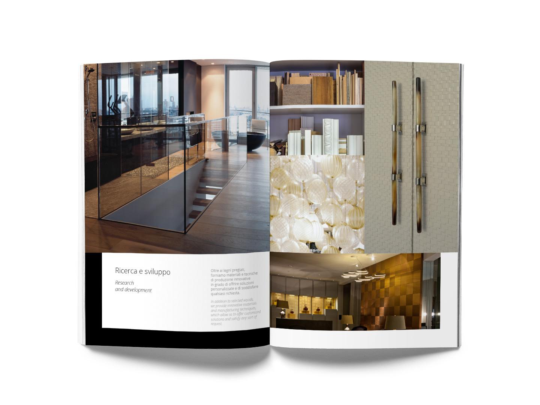 avd design brochure chaubet grafico milano pagina 2
