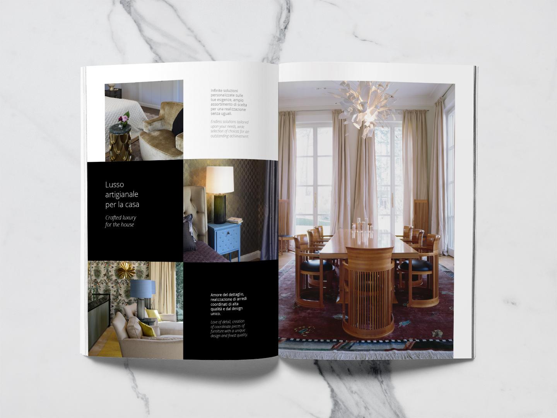 avd design brochure chaubet grafico milano pagina 4
