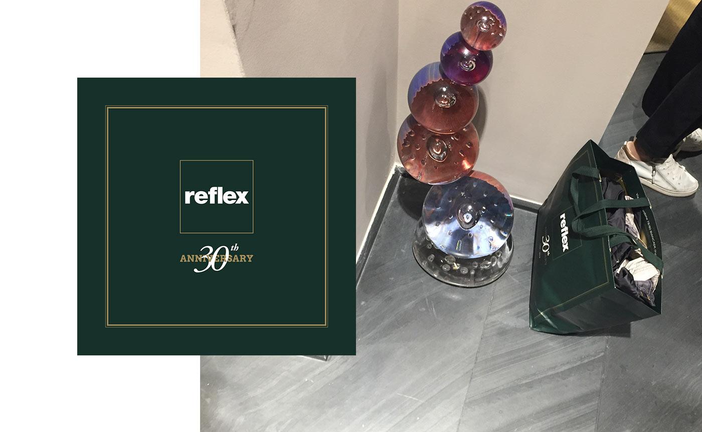 shopperbag anniversary 30 anni reflex grafico milano 09