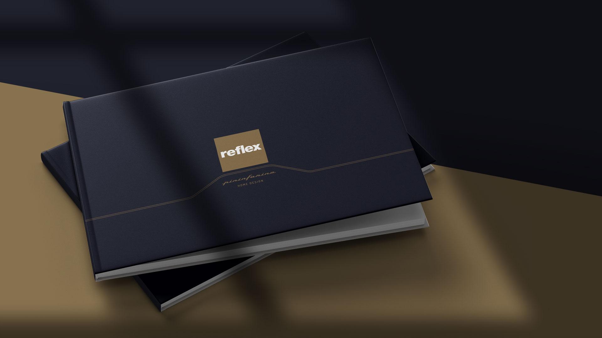 00 catalogue reflex pininfarina grafico milano slide home