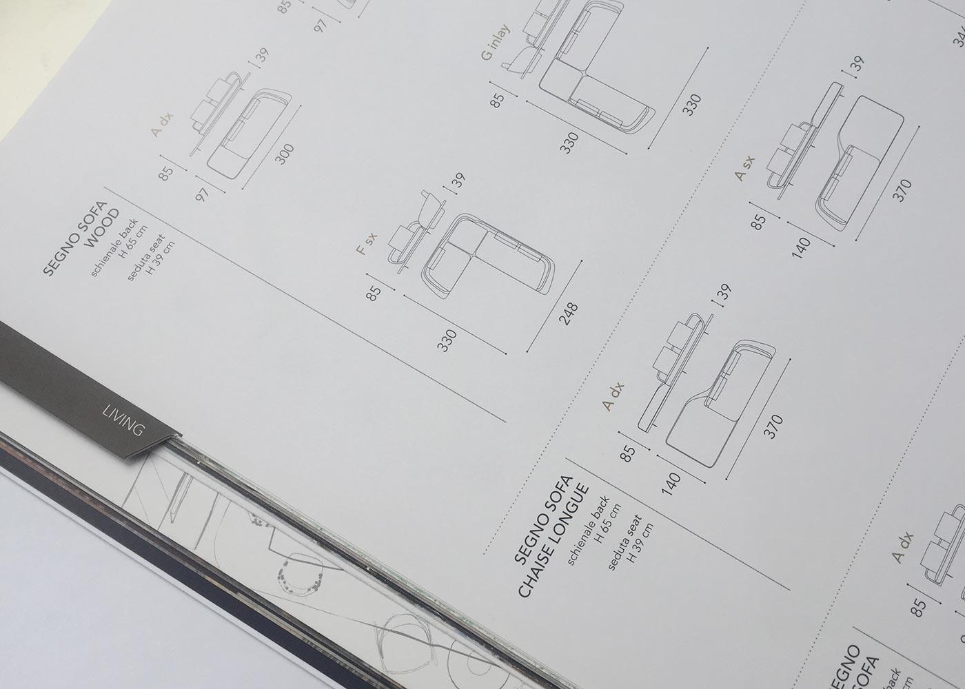 08 catalogue reflex pininfarina grafico milano