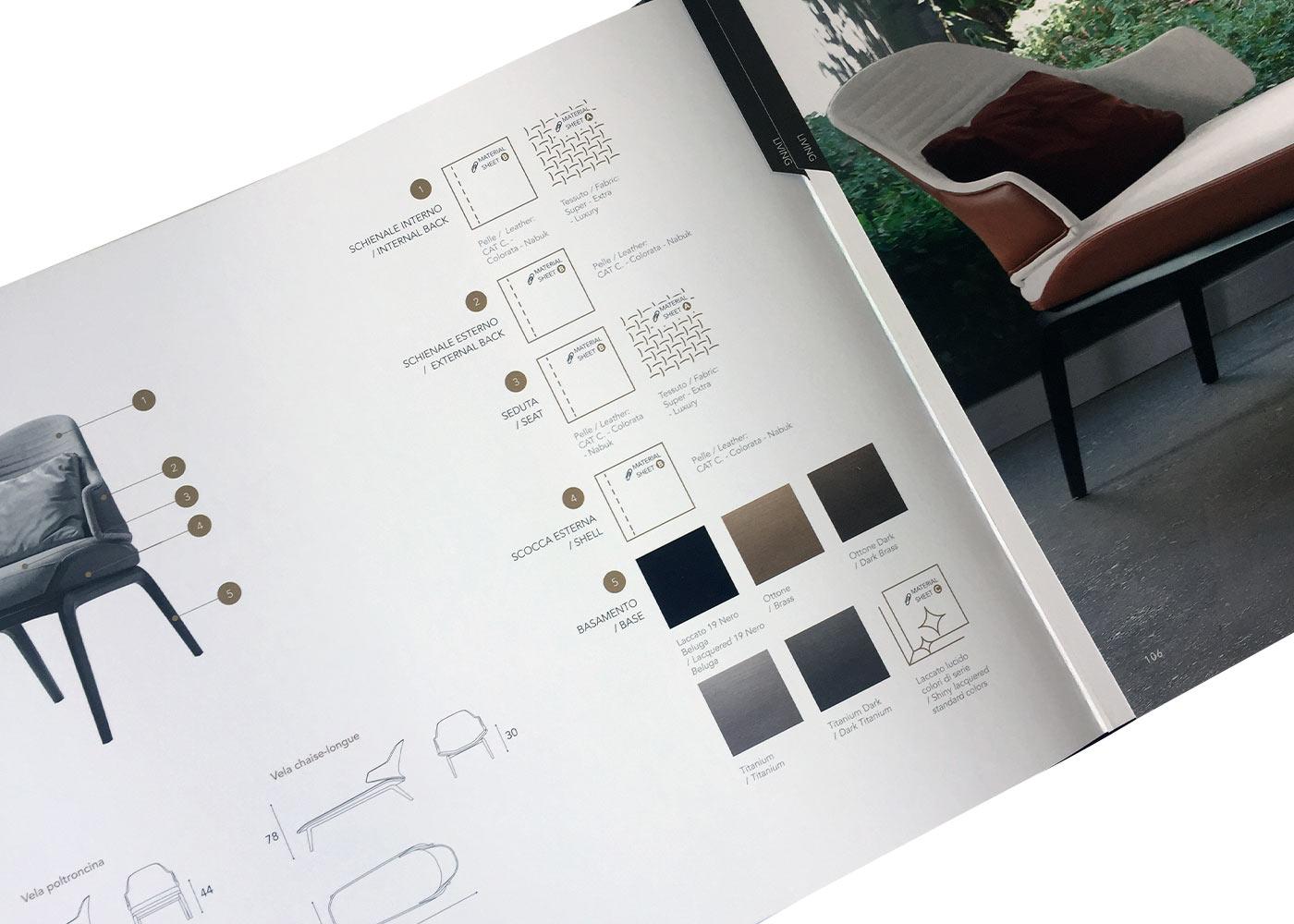 09 catalogue reflex pininfarina grafico milano
