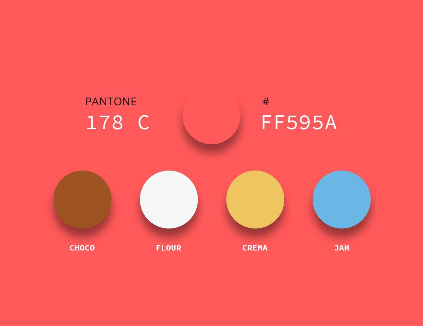 bomboloni colors grafico milano
