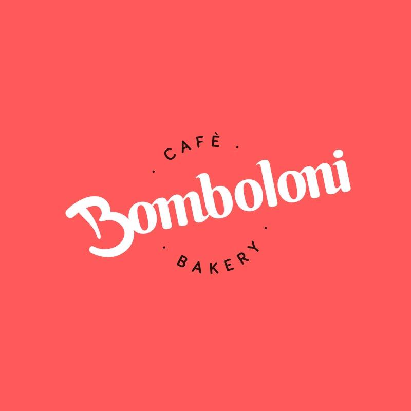 cover A bomboloni logo grafico milano