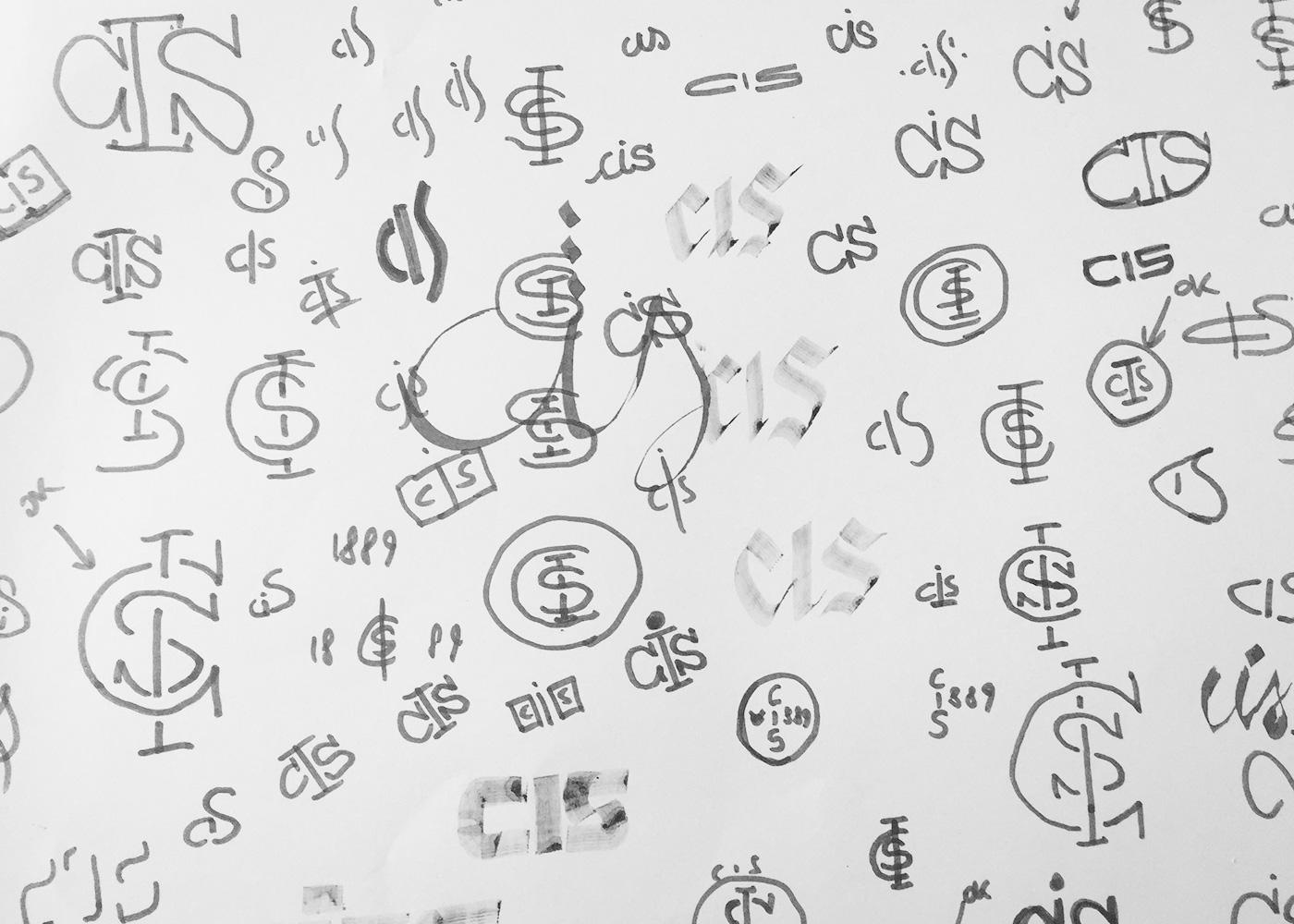 00 Macelleria cis logotipo grafico milano