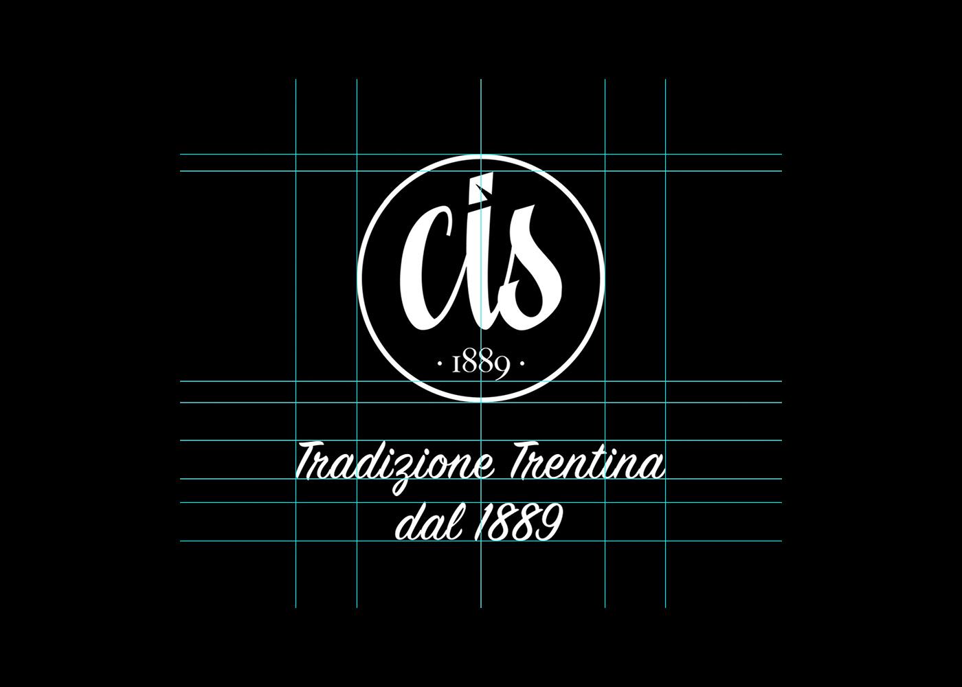 04 Macelleria cis logotipo grafico milano