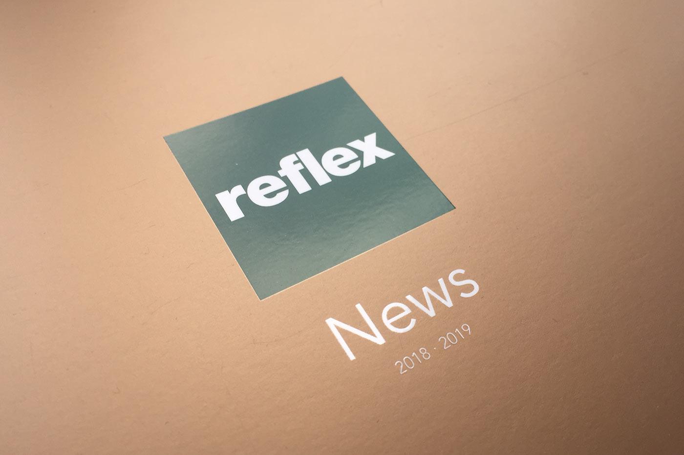 Reflex Catalogue cologne 2019 grafico milano 00