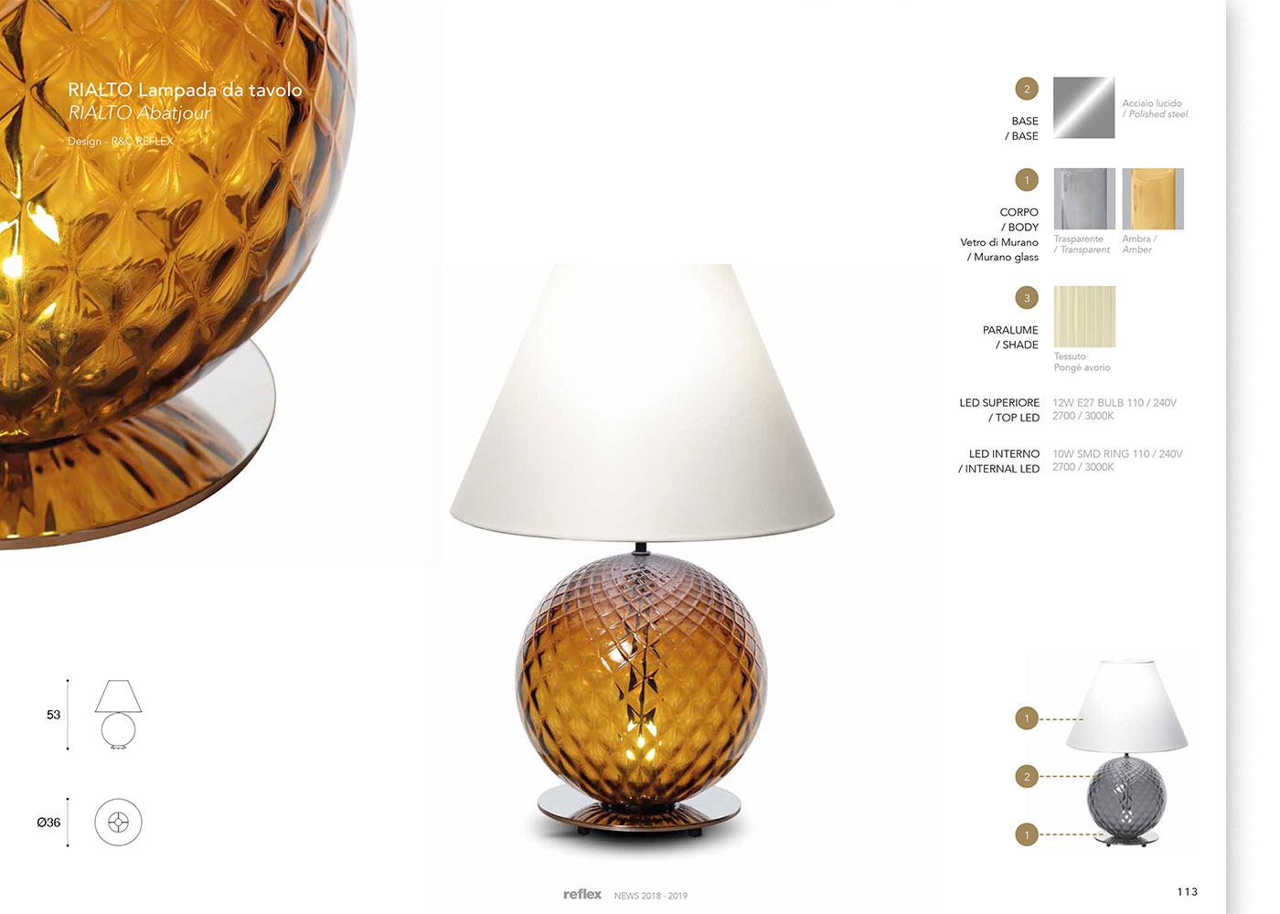 Reflex Catalogue cologne 2019 grafico milano 01