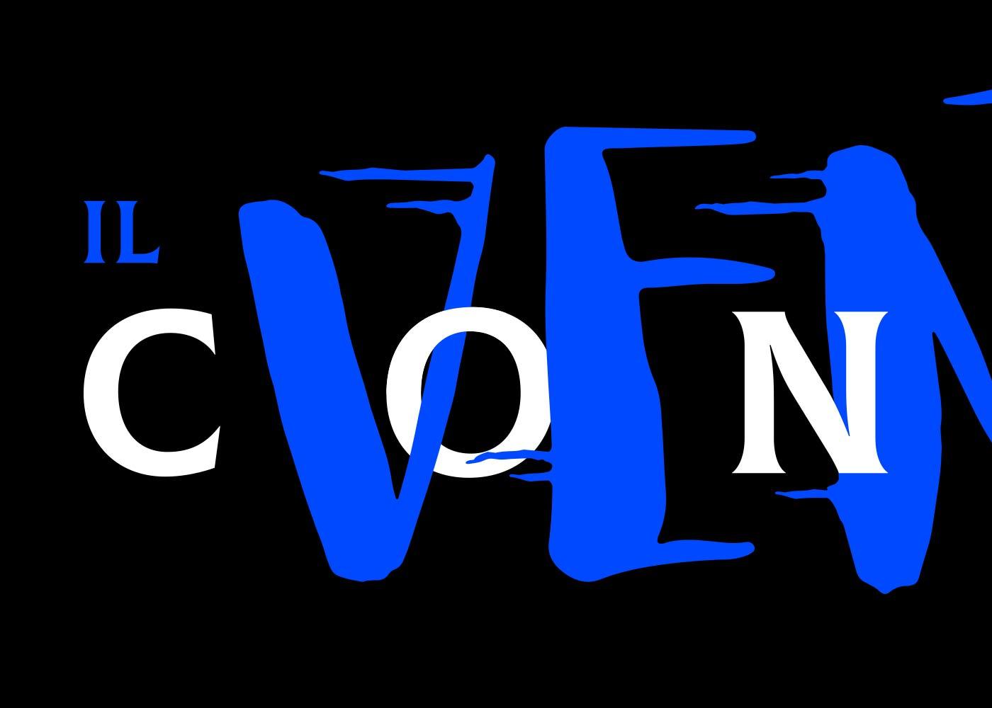 03 il vento contro band logotipo grafico milano