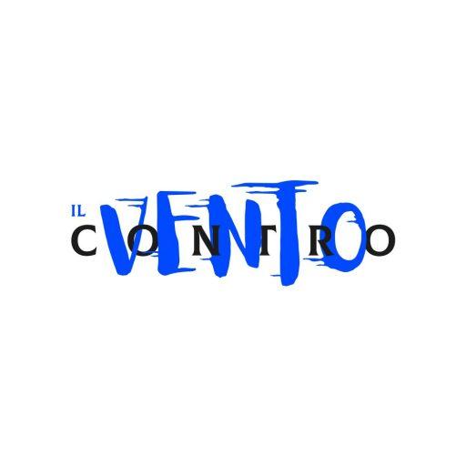 cover 01 il vento contro logotipo grafico milano