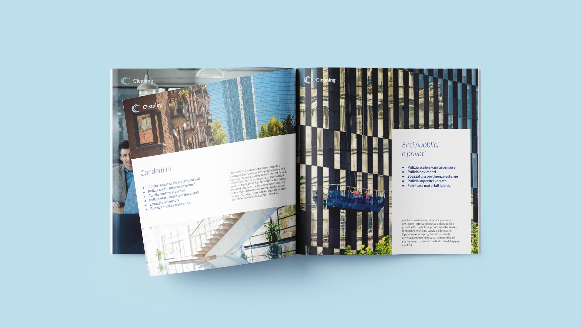 C2 mistral brochure civile grafico milano
