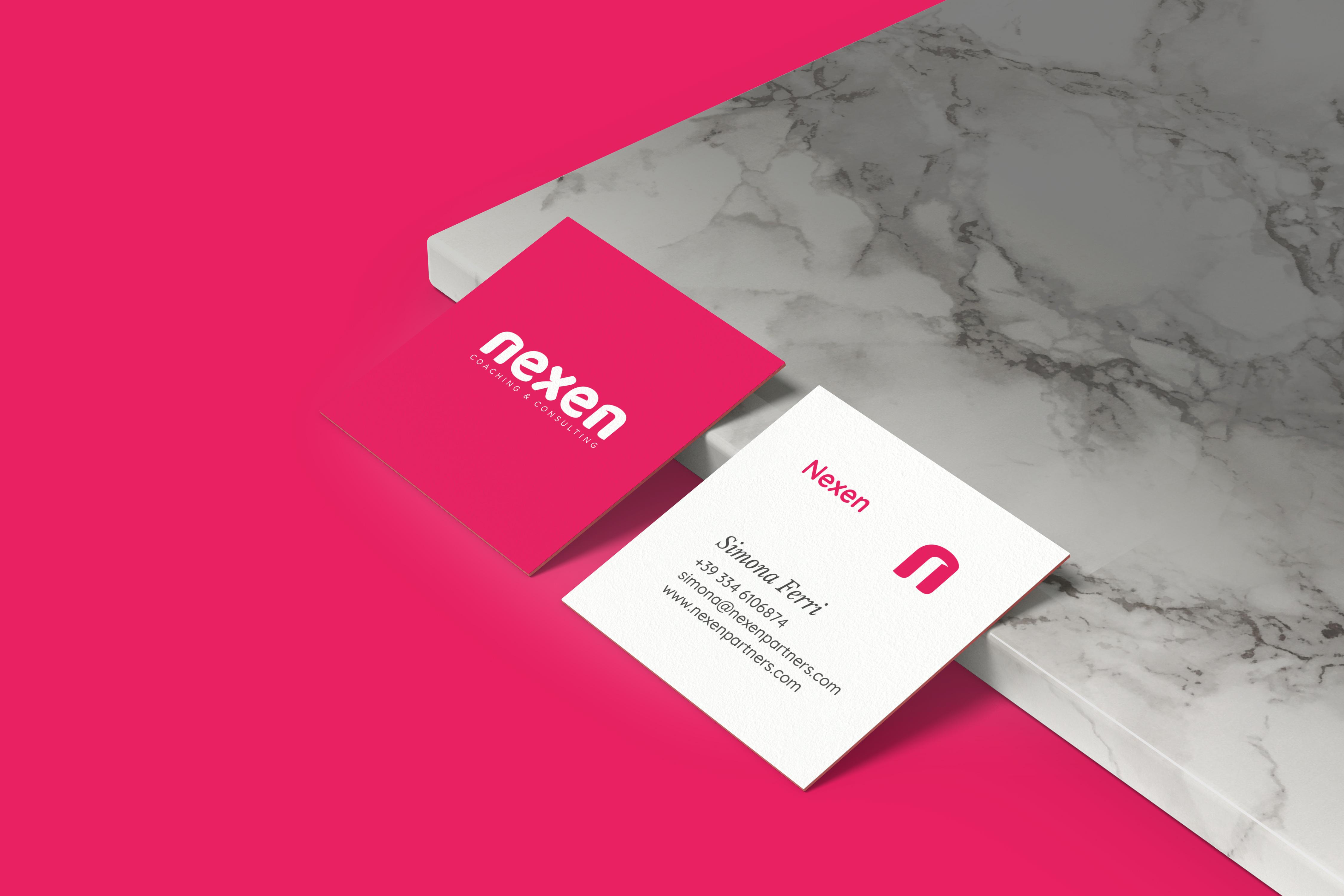 grafico milano Business Card