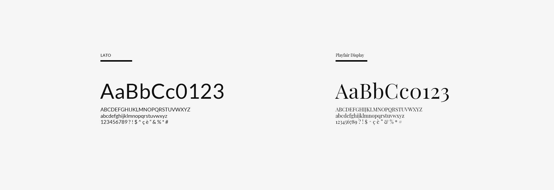 nexen 02 font grafico milano