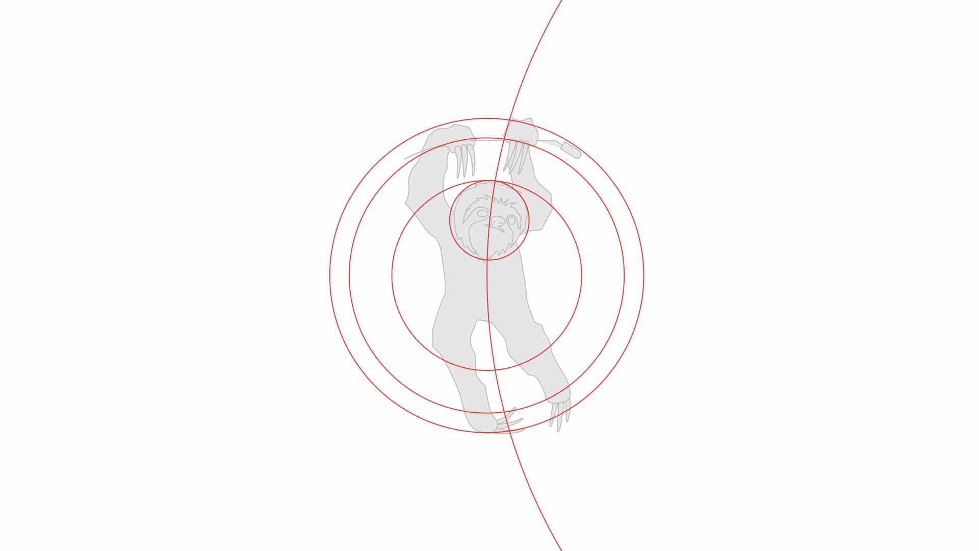 02 grafico milano costruzione monogramma bradipo dischi