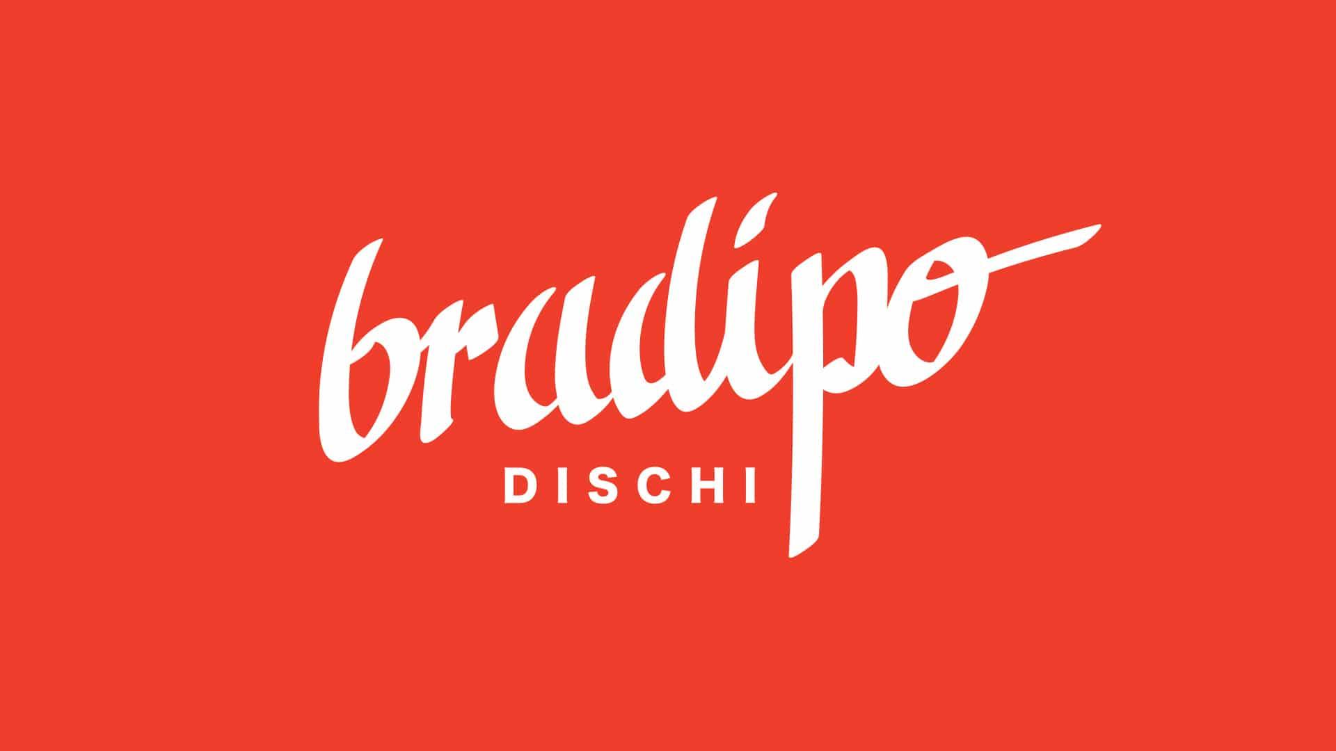 09 grafico milano logotype bradipo dischi
