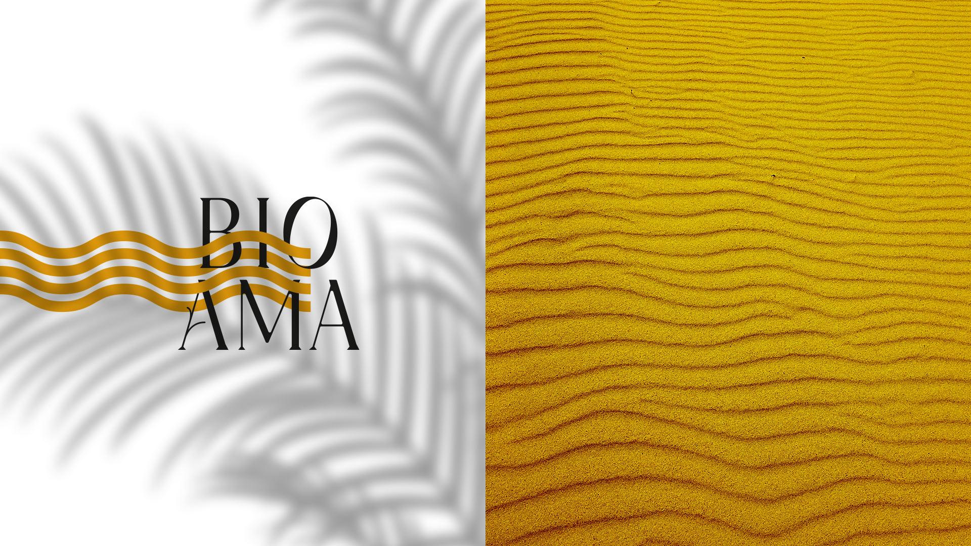 02 bioama logotype grafico milano image