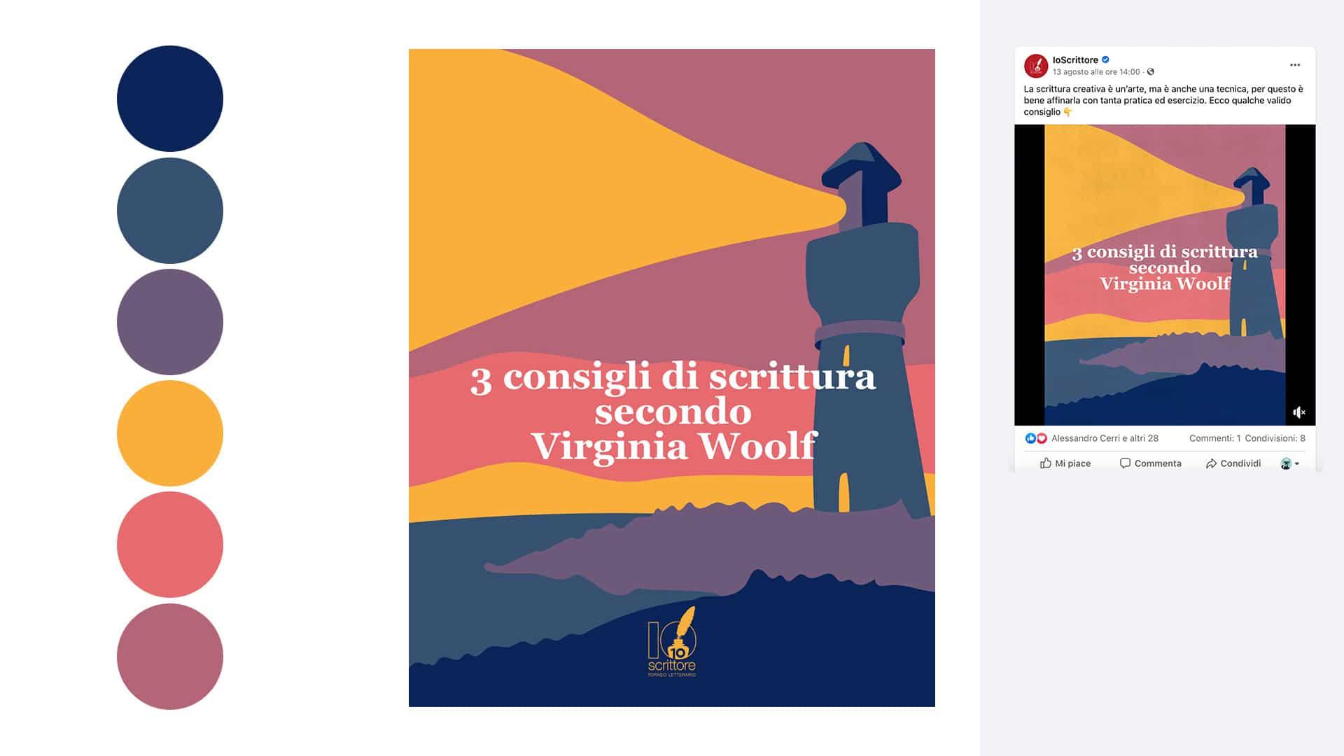 03 virginia woolf ioscritore