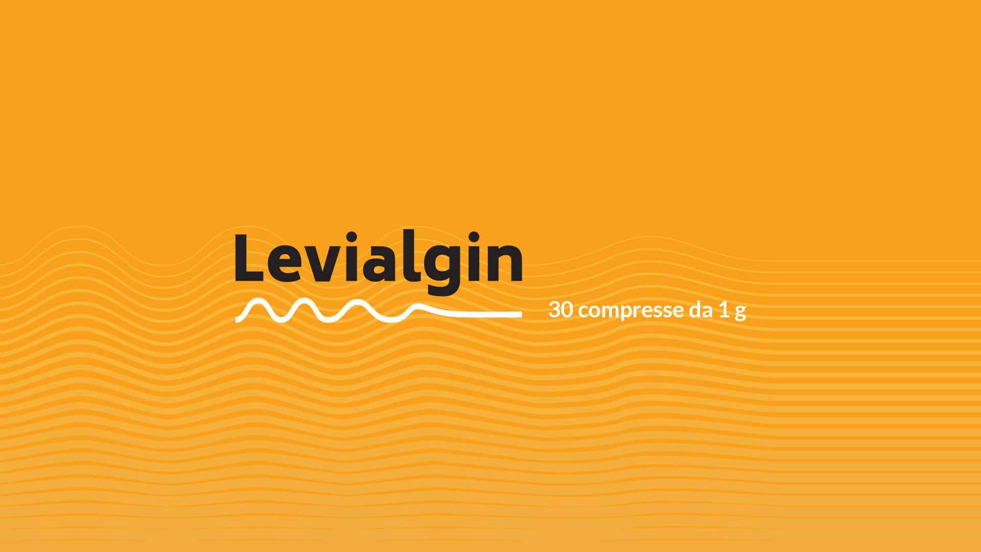 logo levialgin grafico milano
