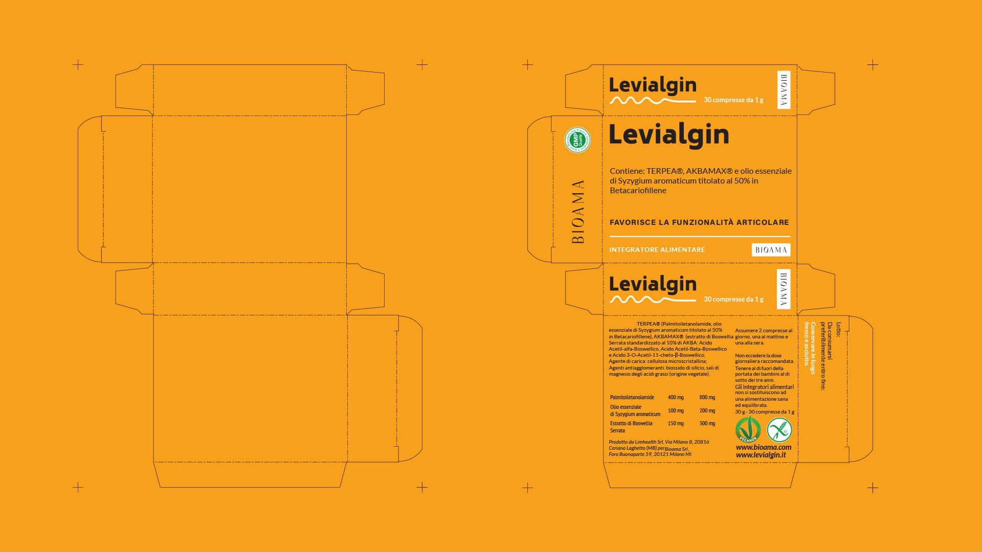 pack levialgin fustella grafico milano