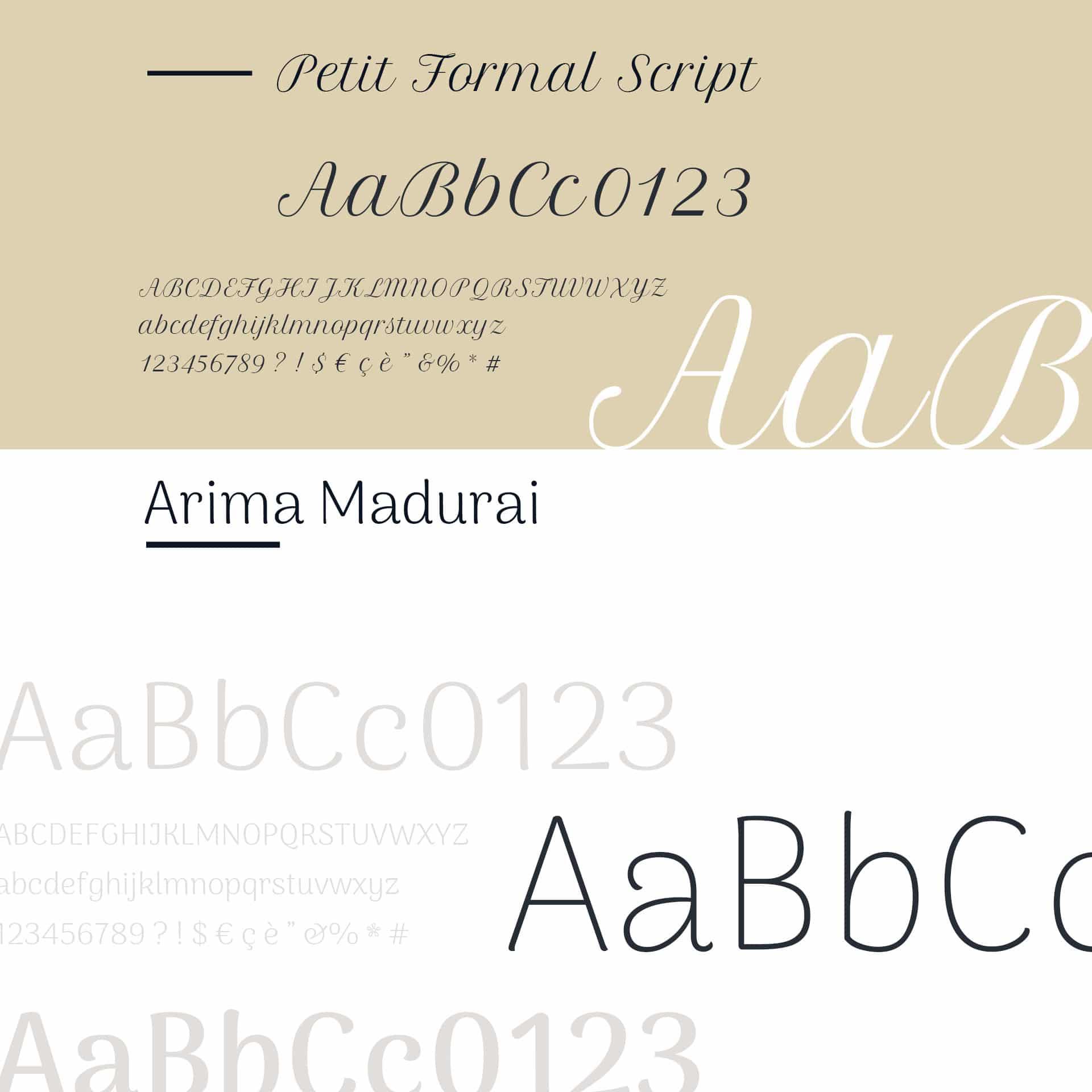 coelia lusso grafico milano font