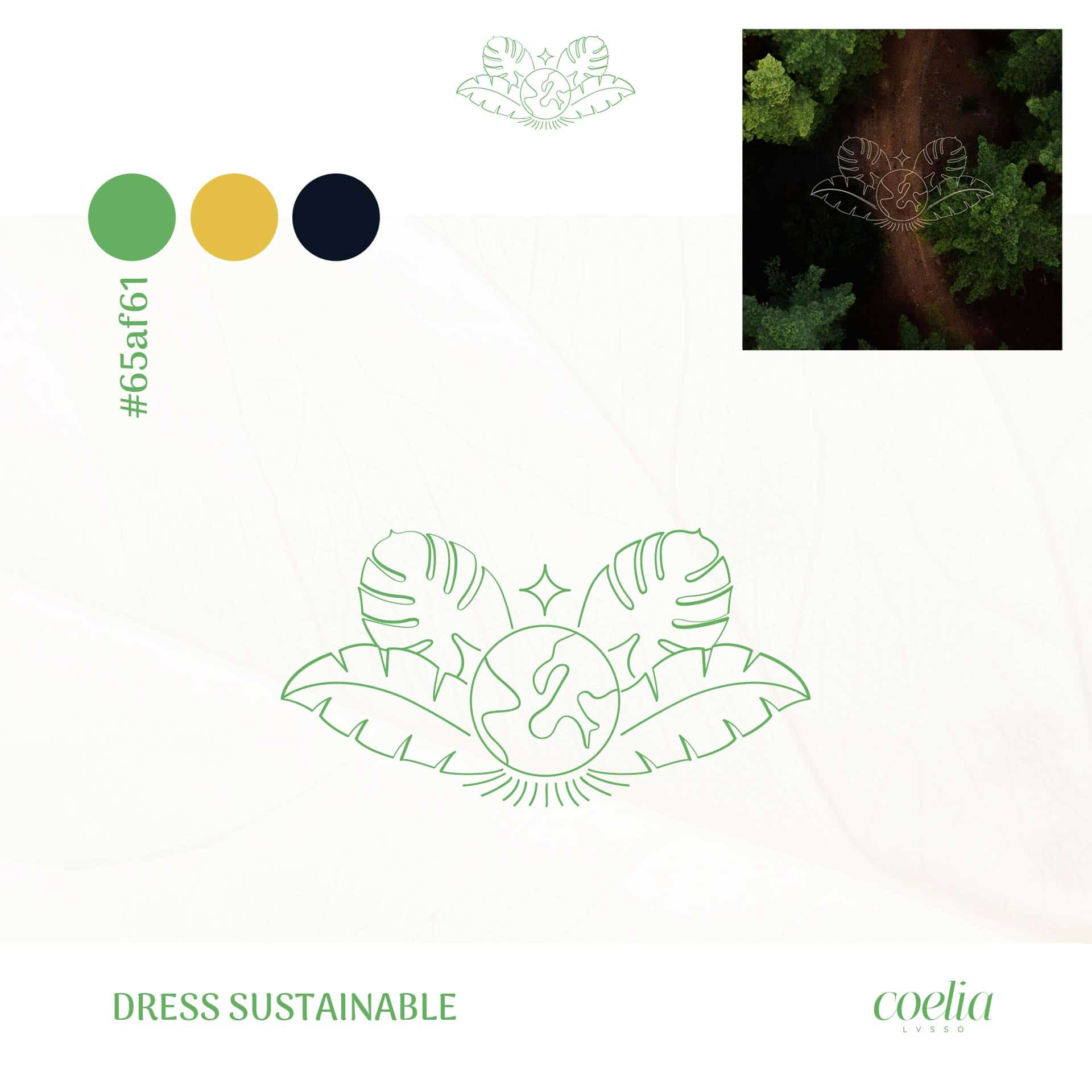 coelia lusso grafico milano sustainability