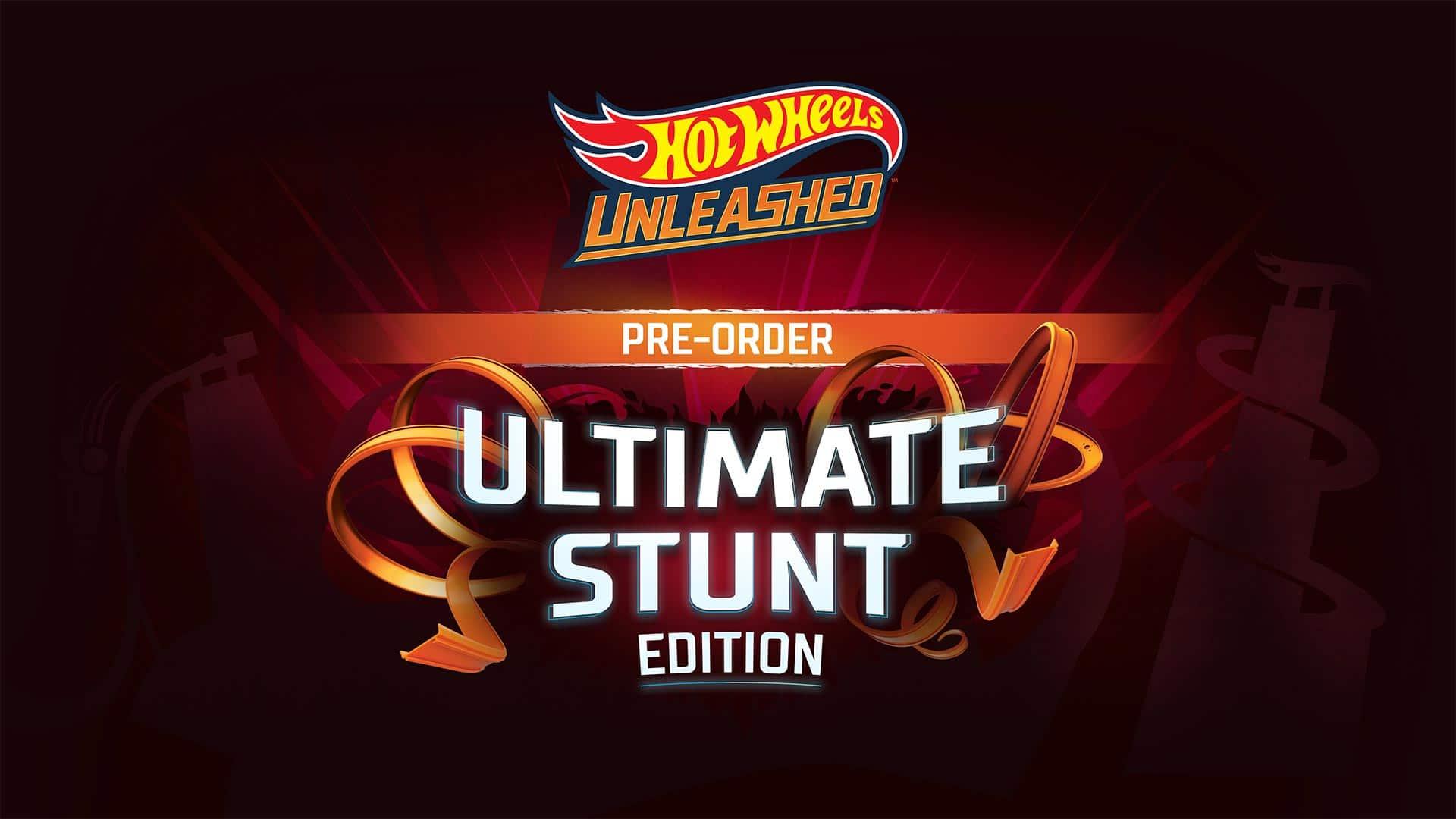 HOTWHEELS unleashed grafico milano ultimate stunt 01