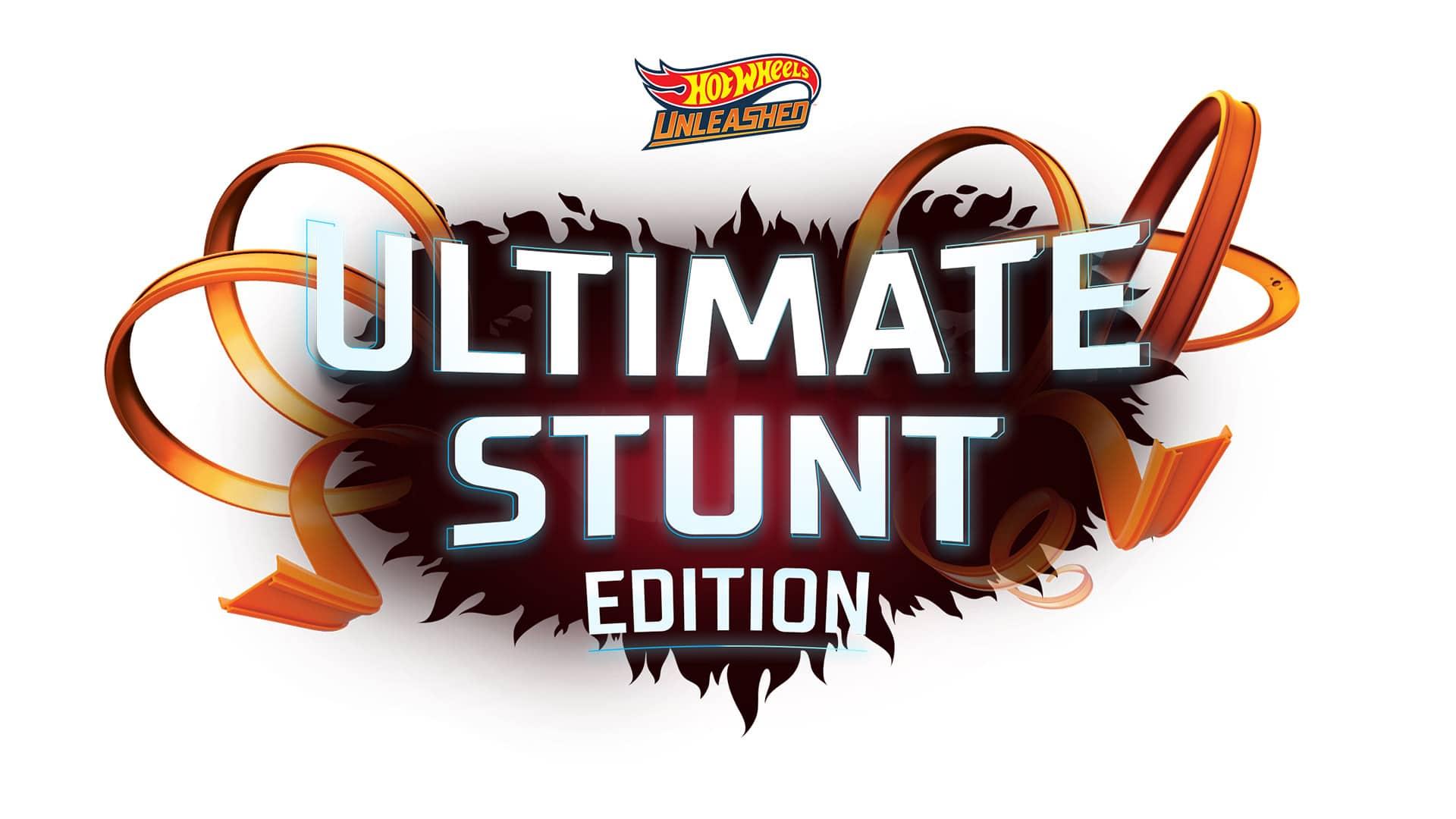 ultimate stunt HOTWHEELS unleashed grafico milano