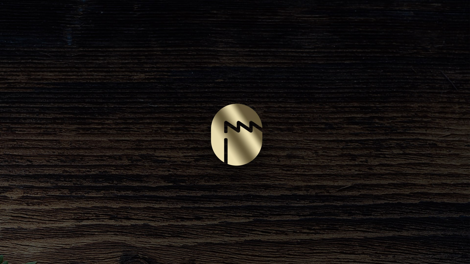 industria design logo head