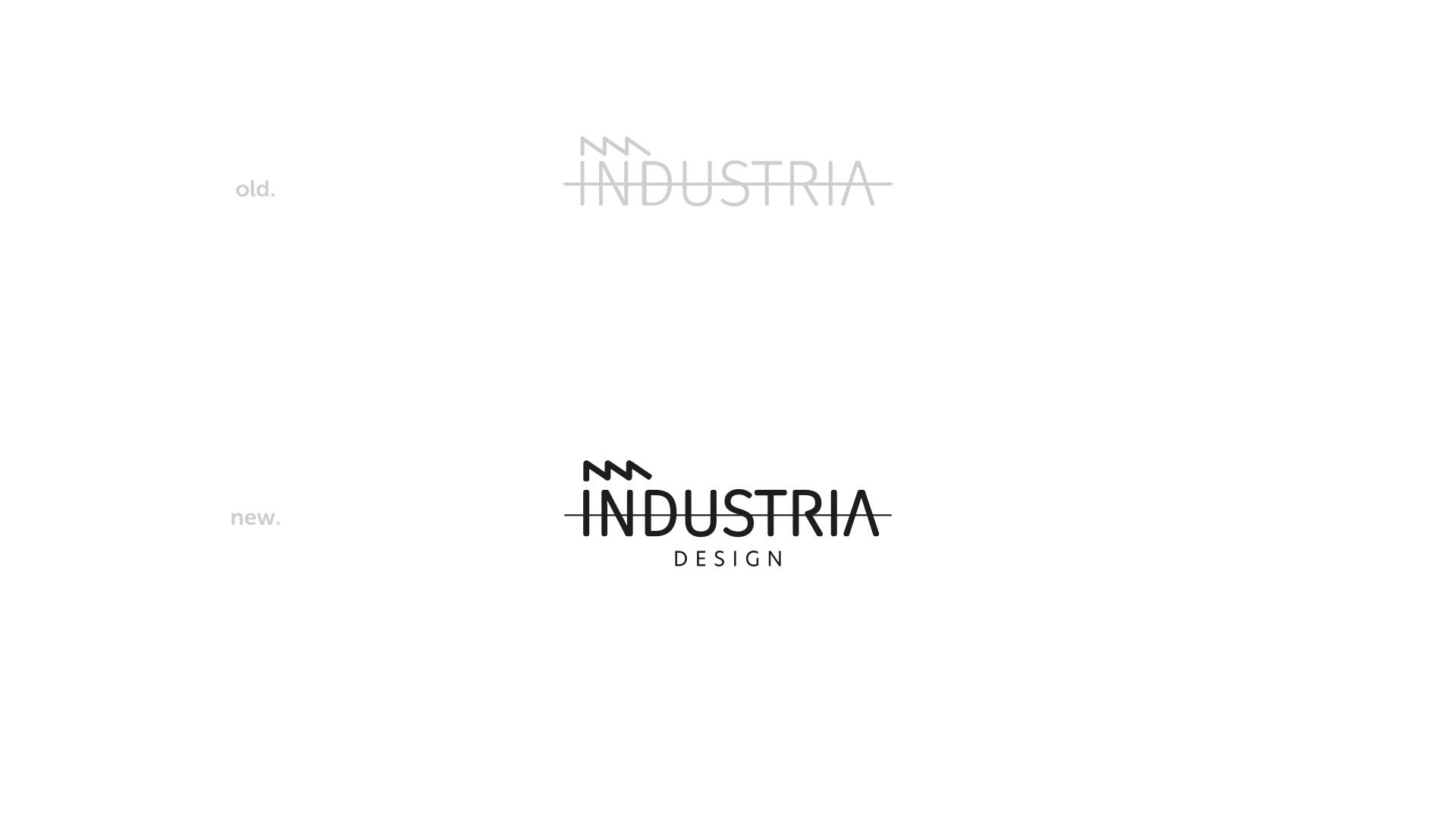industria design logo refresh 01