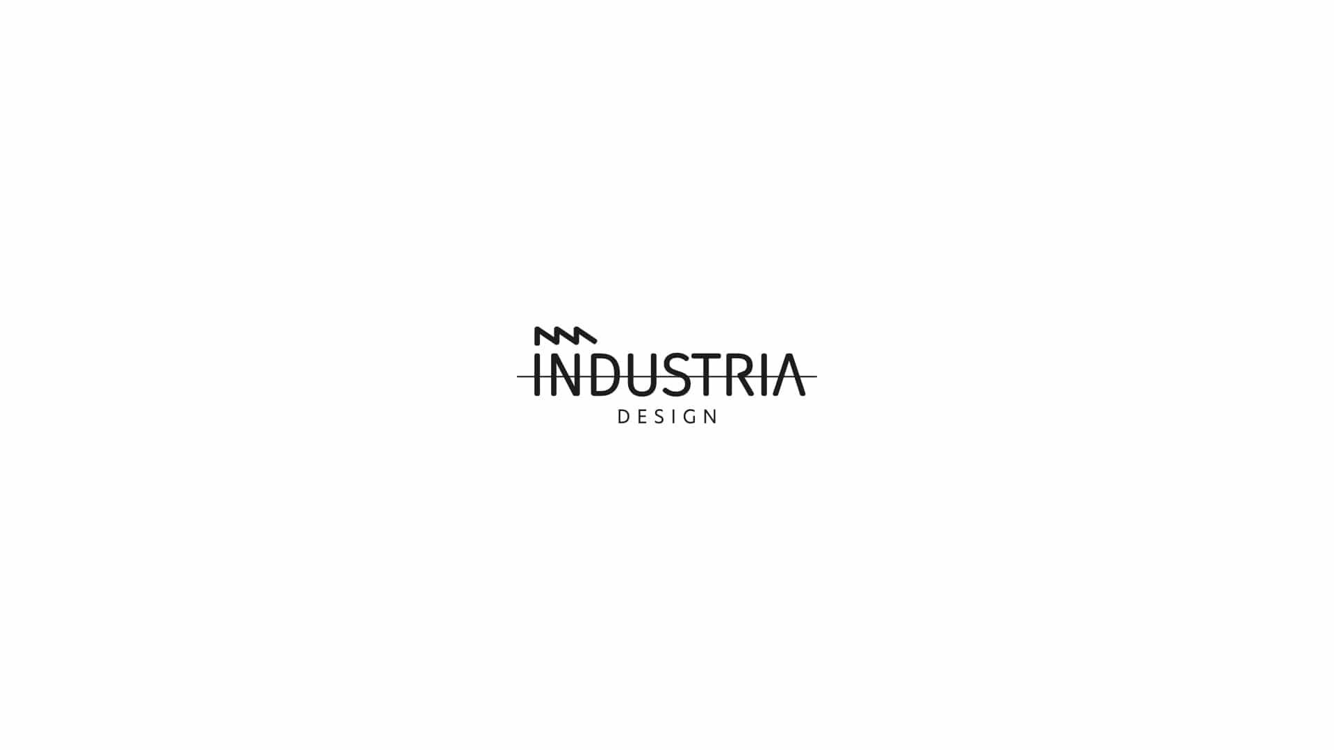 industria design logotipo 2021