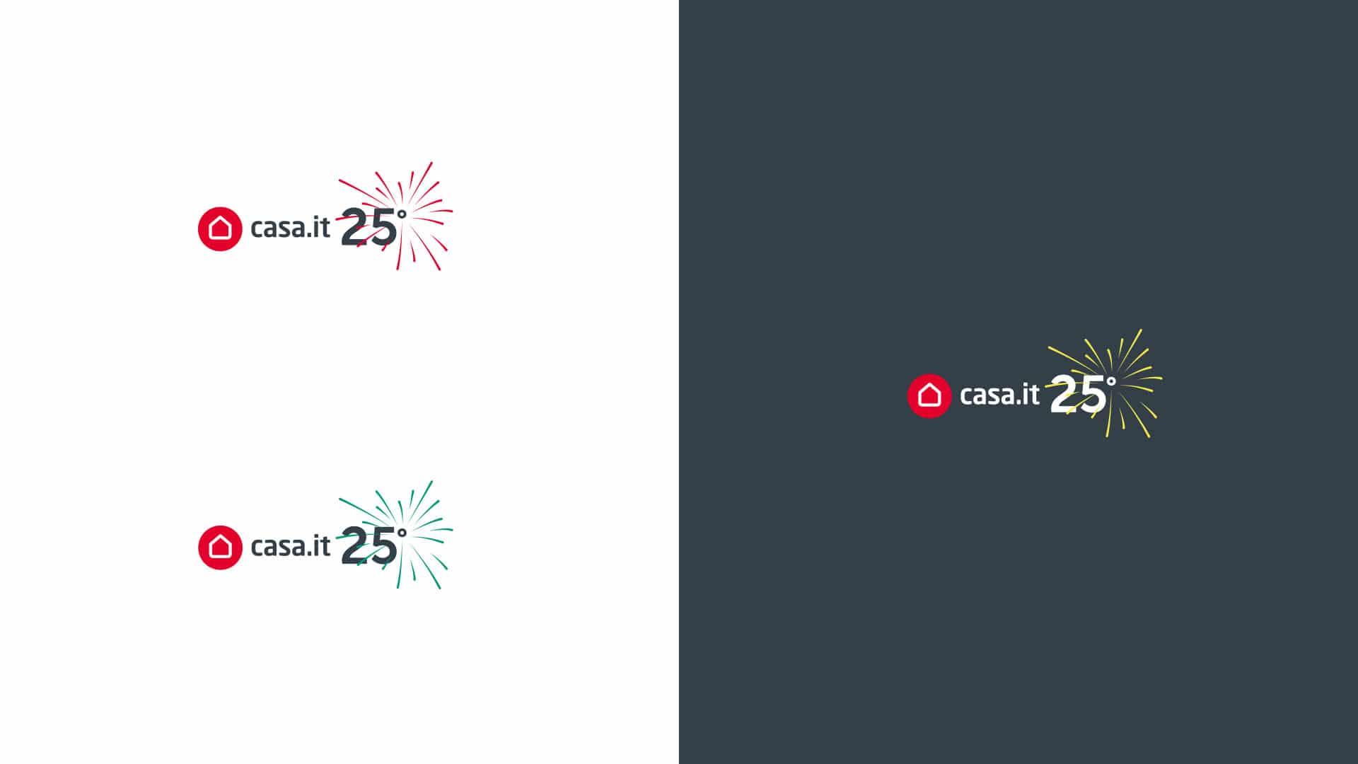 casait grafico milano 25anni logotipo 02